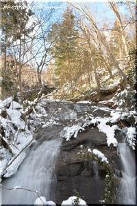冬の滝 - 北海道photo一撮り旅