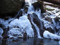 年始は真っ白い樹氷と紺碧のお空に歓迎されて~【台高】1/4 - 静かなお山の森歩き~♪