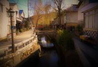 古い町並み - 天野主税写遊館