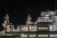 工場夜景 - シセンのカナタ