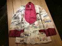 "50's ""Nishijin"" souvenir gown - BUTTON UP clothing"