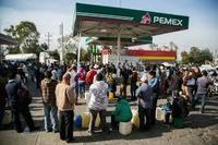 メキシコのガゾリン不足問題 - 悠悠生活 in Mexico