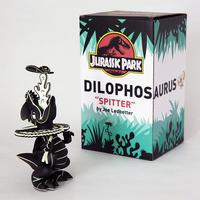 "Jurassic Park Dilophos ""Spitter"" Lava Edition by Joe Ledbetter - 下呂温泉 留之助商店 入荷新着情報"