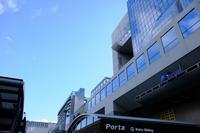 JR 京都駅と京都タワー - 平凡な日々の中で