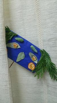 ワークショップ準備 - double knit clover(ダブルニットクローバー) ブライダルフラワー 京王線