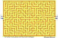 迷路-71/Maze-71/Labyrinthe-71 - セルリカフェ / Celeri Café