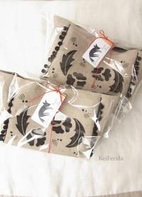OTOMANAキット 袋詰め中 - KeiFerida