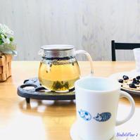 tea time♪ - Bleu Belle Fleur☆ブルーベルフルール