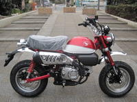 モンキー125の納期について - バイクの横輪