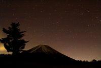 31年1月の富士(6)富士ヶ嶺の富士 - 富士への散歩道 ~撮影記~