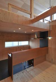 内装デザインに合せたキッチン! - 島田博一建築設計室のWEEKLY  PHOTO / 栃木県 建築設計事務所