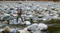 野呂川を冒険する為の装備3 - 野呂川冒険野郎