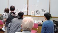 第55回人物スケッチ会のご報告その1 - プチ撮り福岡そしてスケッチ 博多人物スケッチ会