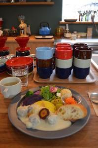1月13日 - リラ喫茶店