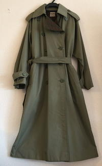 Celine trench coat - carboots