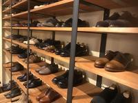 本日1月13日(日)荒井弘史入店日です - Shoe Care & Shoe Order 「FANS.浅草本店」M.Mowbray Shop