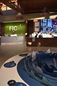 冬休み、FICO初訪問 - ボローニャとシチリアのあいだで2