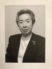 元日本女子大学学長、青木生子先生の式辞 - 大隅典子の仙台通信