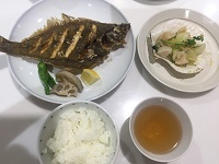 ベターホーム お魚基本技術の会 1月 - 日々の記録