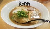 大かわとんこつラーメン - 拉麺BLUES
