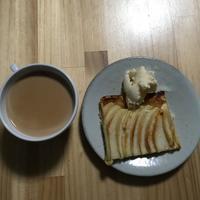 『メルカリりんご&ユニテ市のお皿でタルトをどうぞ=』 - NabeQuest(nabe探求)