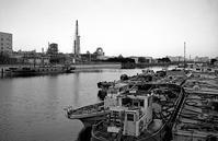 運河周辺(その3) - そぞろ歩きの記憶