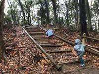 2018年12月9日定例活動日,雨で下見のみ - こうのす里山くらぶ