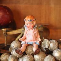Milliner's Model Doll - フランスアンティーク雑貨・家具のSibora BLOG