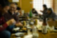 区の新年会・・・スギ花粉 - 朽木小川より 「itiのデジカメ日記」 高島市の奥山・針畑からフォトエッセイ