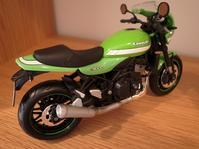 Z900RS Cafe! - Green&Black