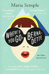 Where'd You Go, Bernadette - 春巻雑記帳