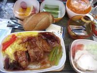 EVA Air 羽田→松山便の機内食2019冬 - 池袋うまうま日記。