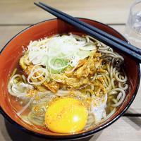 戊辰150年会津の旅五日目立ち食いそばで朝食を18.11.25 08:23 - スナップ寅さんの「日々是口実」