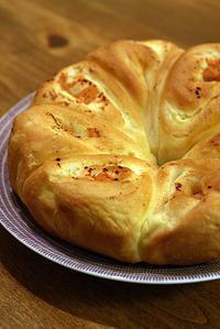 明太チーズのパン - KICHI,KITCHEN 2