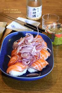 寿司とおでんとホカホカの夜 - KICHI,KITCHEN 2