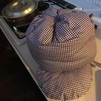 鍋帽子 - ひとりごと