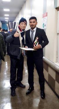 2019年行こか〜 - 本多ボクシングジムのSEXYジャーマネ日記