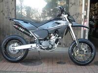ハスクバーナSM610 入荷です! - BULLET MOTORCYCLE(バレットモーターサイクル)