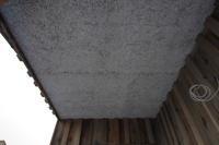 硬質木毛セメント板 - 今井ヒロカズ設計事務所