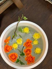 祝・成人【生花ヘッドパーツ】でワンランク上の振袖コーデ編 - ルーシュの花仕事