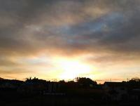 気持ち次第で明るく見える空とお弁当 - 光の種の育て方