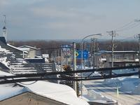 昨日は流氷初日、今日も寒いのでこもってました - 北緯44度の雑記帳