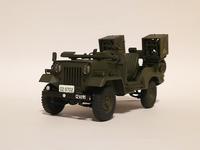 ファインモールド・陸上自衛隊73式小型トラック(MAT装備) - 燃やせないごみ研究所