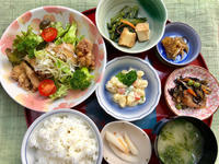 サラダ油淋鶏★(^^♪・・・・・700円ランチ - 日だまりカフェ
