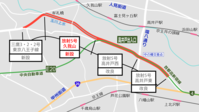放射5号線(久我山)と中の橋交差点進捗状況2018年11月 - 俺の居場所2