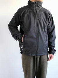 KEELAFUSION JACKET / BLACK - 『Bumpkins putting on airs』