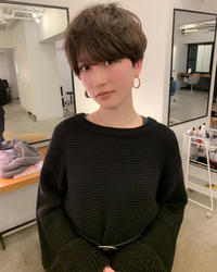 2019 s/s shorthair park2 - COTTON STYLE CAFE 浦和の美容室コットンブログ