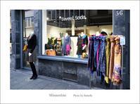 アントワープの街 スナップ#11 - Minnenfoto