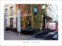 アントワープの街 スナップ#13 - Minnenfoto