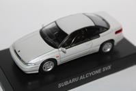 1/64 Kyosho SUBARU ALCYONE SVX - 1/87 SCHUCO & 1/64 KYOSHO ミニカーコレクション byまさーる